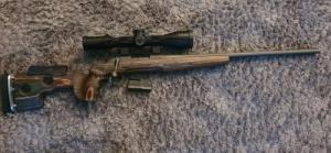 Browning x bolt Pro Long GRS