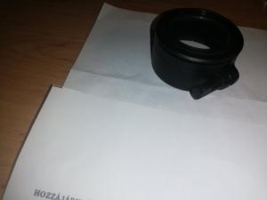 Dedal 380T2 Hőkamera előtét gyűrű