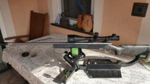 Walther PRS 5-30x56 céltávcső