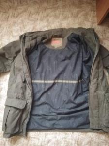 Fjall Raven Brenner kabát