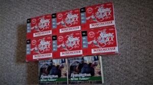12/89-es sörét, Remington és Winchester