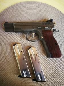 CZ-75B 9x19mm Luger