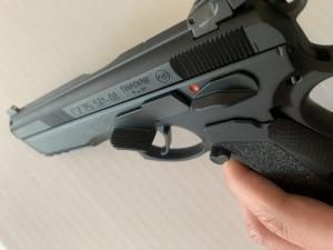 CZ 75 SP-01 Shadow 9X19 pisztoly