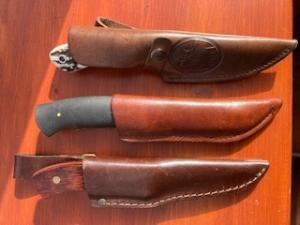 Mora, Karesuando és Dixon vadászkés