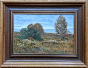 Muray Róbert festmény