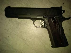 RBF 1911 Match 9mm