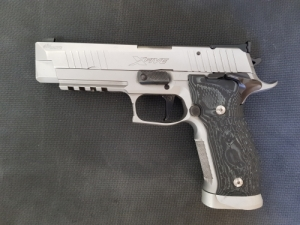 Sig Sauer X5 P226 Supermatch 9mm