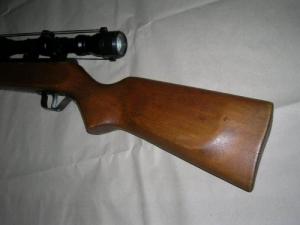 FÉG LG 522-es 5.5-es magyar légpuska