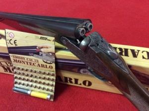 Montecarlo sörétes lapátcsövü játékpuska