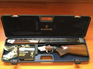 Browning Cynergy Pro Sport 12/76