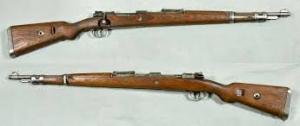 Mauser k98 hadipusk�t venn�k!