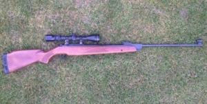 DIANA 350 Magnum Classic KAL. 4,5 mm