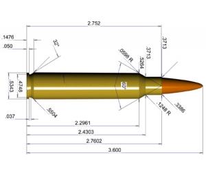 Keresek .338 Remington Ultra Magnum hüvelyt