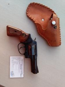 Taurus 38 Special, REV 5 M 65