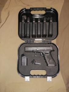 Glock 17 Gen. 4 szett
