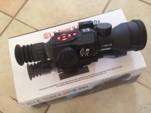 Atn X-sight Ii Smart Hd Digitális Céltávcsö