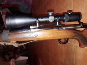 Luger golyós puska
