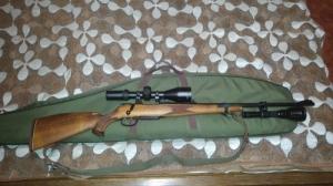 Krico 5.6x57 kaliberű