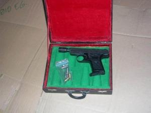 G�z riaszt� pisztoly N�met 8 mm-es Perfecta 8000