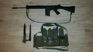 FN FAL (Imbel M964)