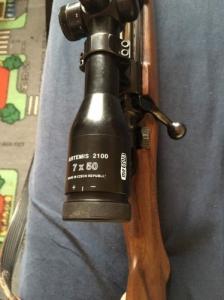 Artemis 2100 7X50