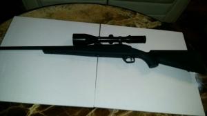 REMINGTON vadászpuska