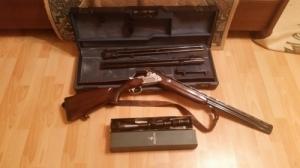 Tikka 512S duplagolyós vadászfegyver