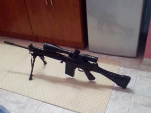 FN FAL 308 win (7.62×51)