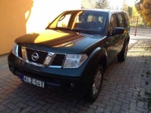 Eladó Nissan Pathfinder Terepjáró