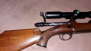 30-06 Golyós lőfegyver