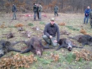 Terelő vadászat, hajtó vadászat
