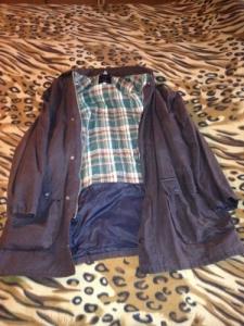 Waxos kabát