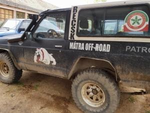 Nissan Patrol terepjáró