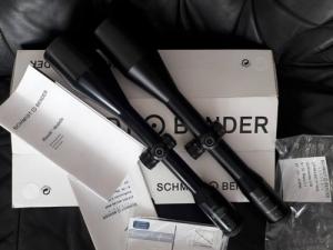Schmidt & Bender 8x56 vil.p.