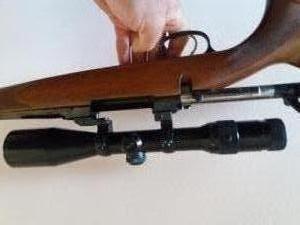 Golyos lőfegyver