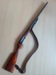 Golyós és sörétes vadászfegyver
