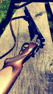Merkel 12/70-es sörétes lőfegyver
