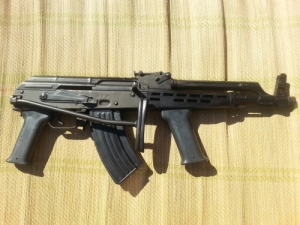 Gorkij-65 AMD Gumilövedékes Önvédelmi Birtokvédelmi Karabély