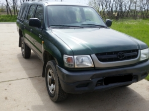 Toyota Hilux alkatrész