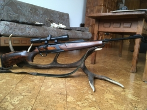 Browning Maral 9,3x62