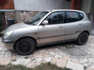 Daihatsu sirion 4x4