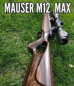 MAUSER M12  MAX Thumbhole