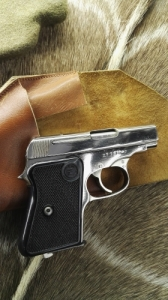 Brno Zbrojovka 6,35 Browning Maroklőfegyver