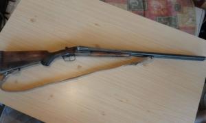 Suhl Simson sörétes vadászfegyver