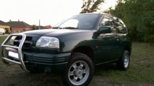 Suzuki Grand Vitara 1,6 benzin