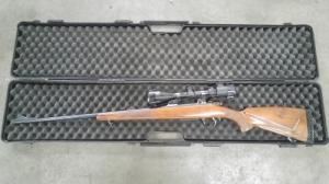 Brno CZ 550 golyós vadászpuska