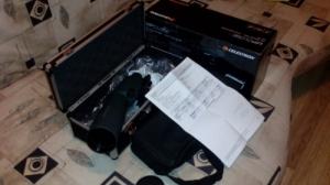 Celestron UpClose Zoom 20-60x60mm spektív
