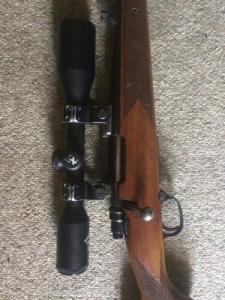 Mauser M98 6,5x57, Zastava 222