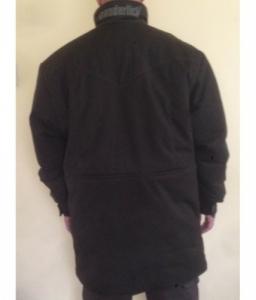 Meleg bélelt kabát lesre