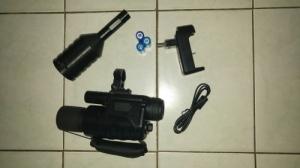 Digitális éjjellátó kamera
